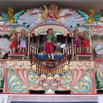 Stunning collection of show organs including the Wurlitzer